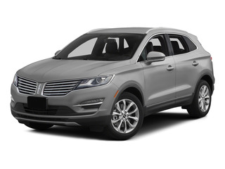 Ingot Silver Metallic 2015 Lincoln MKC Pictures MKC Utility 4D Select AWD I4 Turbo photos front view