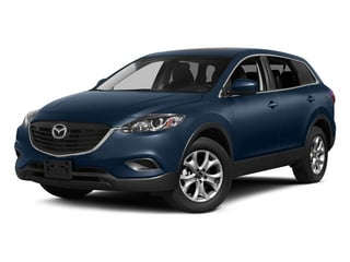 Blue Reflex Mica 2015 Mazda CX-9 Pictures CX-9 Utility 4D Touring 2WD V6 photos front view