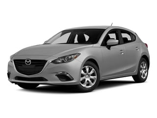 Liquid Silver Metallic 2015 Mazda Mazda3 Pictures Mazda3 Wagon 5D i Sport I4 photos front view