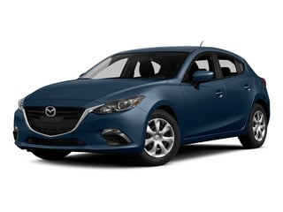 Blue Reflex Mica 2015 Mazda Mazda3 Pictures Mazda3 Wagon 5D i Sport I4 photos front view