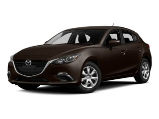 Titanium Flash Mica 2015 Mazda Mazda3 Pictures Mazda3 Wagon 5D s GT I4 photos front view