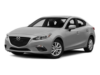 Liquid Silver Metallic 2015 Mazda Mazda3 Pictures Mazda3 Sedan 4D s GT I4 photos front view