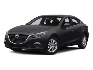 Meteor Gray Mica 2015 Mazda Mazda3 Pictures Mazda3 Sedan 4D i Sport I4 photos front view