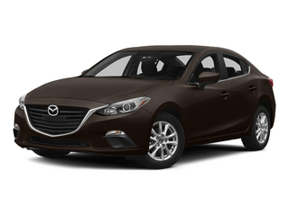 Titanium Flash Mica 2015 Mazda Mazda3 Pictures Mazda3 Sedan 4D i Sport I4 photos front view