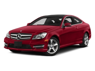 Mars Red 2015 Mercedes-Benz C-Class Pictures C-Class Coupe 2D C250 I4 Turbo photos front view