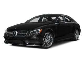 Magnetite Black Metallic 2015 Mercedes-Benz CLS-Class Pictures CLS-Class Sedan 4D CLS550 V8 Turbo photos front view