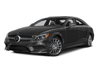 Steel Gray Metallic 2015 Mercedes-Benz CLS-Class Pictures CLS-Class Sedan 4D CLS550 V8 Turbo photos front view