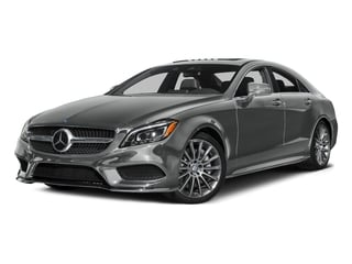 Palladium Silver Metallic 2015 Mercedes-Benz CLS-Class Pictures CLS-Class Sedan 4D CLS550 V8 Turbo photos front view
