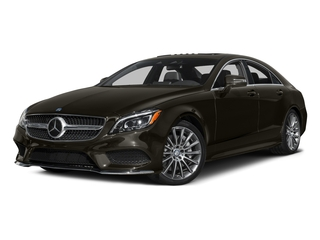 Dakota Brown Metallic 2015 Mercedes-Benz CLS-Class Pictures CLS-Class Sedan 4D CLS550 V8 Turbo photos front view