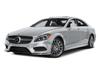 Diamond Silver Metallic 2015 Mercedes-Benz CLS-Class Pictures CLS-Class Sedan 4D CLS550 V8 Turbo photos front view