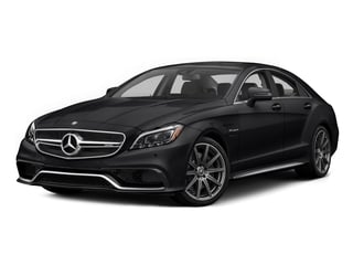 Black 2015 Mercedes-Benz CLS-Class Pictures CLS-Class Sedan 4D CLS63 AMG S AWD V8 photos front view