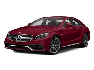 designo Cardinal Red Metallic 2015 Mercedes-Benz CLS-Class Pictures CLS-Class Sedan 4D CLS63 AMG S AWD V8 photos front view