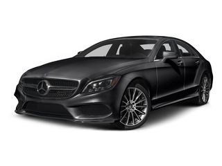Black 2015 Mercedes-Benz CLS-Class Pictures CLS-Class Sedan 4D CLS400 AWD V6 Turbo photos front view
