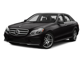 designo Mocha Black 2015 Mercedes-Benz E-Class Pictures E-Class Sedan 4D E400 V6 Turbo photos front view
