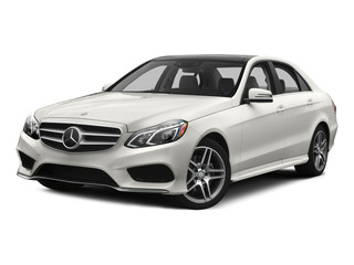 designo Magno Cashmere White 2015 Mercedes-Benz E-Class Pictures E-Class Sedan 4D E400 V6 Turbo photos front view