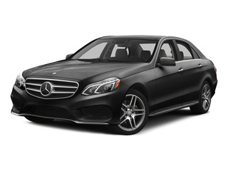 Obsidian Black Metallic 2015 Mercedes-Benz E-Class Pictures E-Class Sedan 4D E400 V6 Turbo photos front view