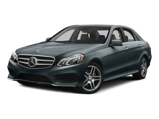 Steel Gray Metallic 2015 Mercedes-Benz E-Class Pictures E-Class Sedan 4D E400 V6 Turbo photos front view
