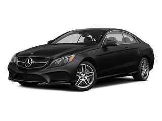 Black 2015 Mercedes-Benz E-Class Pictures E-Class Coupe 2D E550 V8 Turbo photos front view