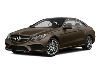 Dolomite Brown Metallic 2015 Mercedes-Benz E-Class Pictures E-Class Coupe 2D E550 V8 Turbo photos front view