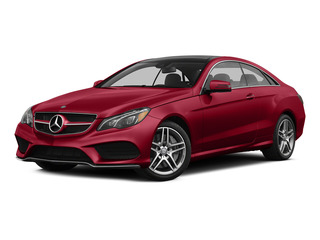 Mars Red 2015 Mercedes-Benz E-Class Pictures E-Class Coupe 2D E550 V8 Turbo photos front view
