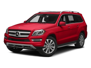 Cinnabar Red Metallic 2015 Mercedes-Benz GL-Class Pictures GL-Class Utility 4D GL450 4WD V6 photos front view