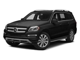 Obsidian Black Metallic 2015 Mercedes-Benz GL-Class Pictures GL-Class Utility 4D GL450 4WD V6 photos front view