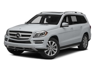 Diamond Silver Metallic 2015 Mercedes-Benz GL-Class Pictures GL-Class Utility 4D GL450 4WD V6 photos front view