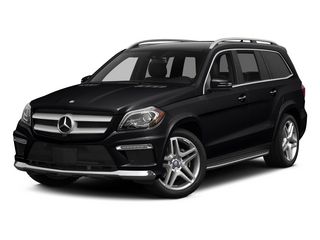Black 2015 Mercedes-Benz GL-Class Pictures GL-Class Utility 4D GL550 4WD V8 photos front view