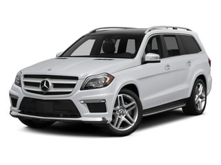 Polar White 2015 Mercedes-Benz GL-Class Pictures GL-Class Utility 4D GL550 4WD V8 photos front view