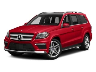Cinnabar Red Metallic 2015 Mercedes-Benz GL-Class Pictures GL-Class Utility 4D GL550 4WD V8 photos front view