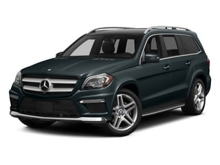 Steel Gray Metallic 2015 Mercedes-Benz GL-Class Pictures GL-Class Utility 4D GL550 4WD V8 photos front view