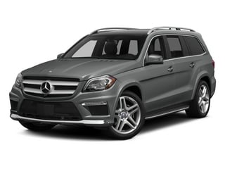 Palladium Silver Metallic 2015 Mercedes-Benz GL-Class Pictures GL-Class Utility 4D GL550 4WD V8 photos front view