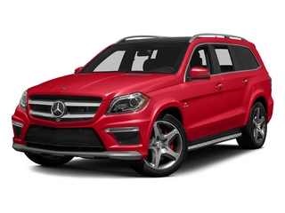 Cinnabar Red Metallic 2015 Mercedes-Benz GL-Class Pictures GL-Class Utility 4D GL63 AMG 4WD V8 photos front view