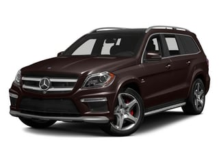Dakota Brown Metallic 2015 Mercedes-Benz GL-Class Pictures GL-Class Utility 4D GL63 AMG 4WD V8 photos front view