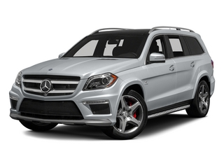 Diamond Silver Metallic 2015 Mercedes-Benz GL-Class Pictures GL-Class Utility 4D GL63 AMG 4WD V8 photos front view