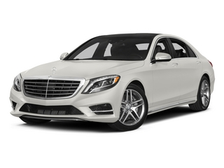 designo Magno Cashmere White (Matte Finish) 2015 Mercedes-Benz S-Class Pictures S-Class Sedan 4D S550 AWD V8 photos front view