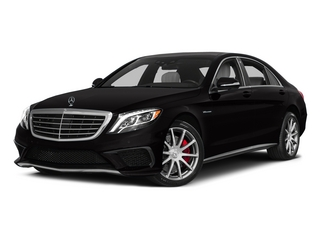 Verde Brook Metallic 2015 Mercedes-Benz S-Class Pictures S-Class Sedan 4D S63 AMG AWD V8 Turbo photos front view
