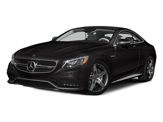 designo Mocha Black 2015 Mercedes-Benz S-Class Pictures S-Class Coupe 2D S63 AMG AWD V8 Turbo photos front view