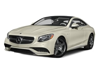 designo Diamond White 2015 Mercedes-Benz S-Class Pictures S-Class Coupe 2D S63 AMG AWD V8 Turbo photos front view