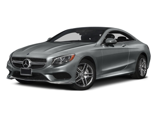 Palladium Silver Metallic 2015 Mercedes-Benz S-Class Pictures S-Class Coupe 2D S550 AWD V8 Turbo photos front view