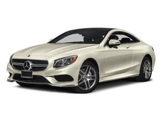 designo Diamond White 2015 Mercedes-Benz S-Class Pictures S-Class Coupe 2D S550 AWD V8 Turbo photos front view