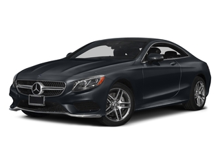 Anthracite Blue Metallic 2015 Mercedes-Benz S-Class Pictures S-Class Coupe 2D S550 AWD V8 Turbo photos front view