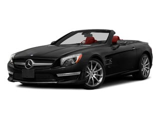 Black 2015 Mercedes-Benz SL-Class Pictures SL-Class Roadster 2D SL63 AMG V8 Turbo photos front view
