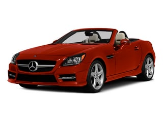 Cardinal Red Metallic 2015 Mercedes-Benz SLK-Class Pictures SLK-Class Roadster 2D SLK250 I4 Turbo photos front view