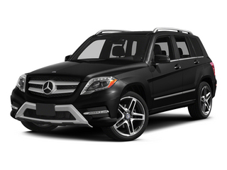 Obsidian Black Metallic 2015 Mercedes-Benz GLK-Class Pictures GLK-Class Utility 4D GLK250 BlueTEC AWD I4 photos front view