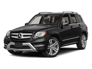 Obsidian Black Metallic 2015 Mercedes-Benz GLK-Class Pictures GLK-Class Utility 4D GLK350 AWD V6 photos front view