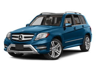 Pebble Gray 2015 Mercedes-Benz GLK-Class Pictures GLK-Class Utility 4D GLK350 AWD V6 photos front view