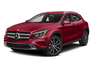 Jupiter Red 2015 Mercedes-Benz GLA-Class Pictures GLA-Class Utility 4D GLA250 AWD I4 Turbo photos front view