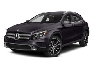 Northern Lights Violet Metallic 2015 Mercedes-Benz GLA-Class Pictures GLA-Class Utility 4D GLA250 AWD I4 Turbo photos front view