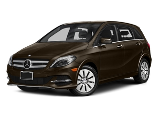 Cocoa Brown Metallic 2015 Mercedes-Benz B-Class Pictures B-Class Hatchback 5D Electric Drive photos front view